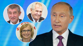 """""""I Češi znají ruské tanky."""" Babiš s komunisty by sankce proti Rusku ale zrušil"""
