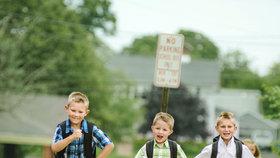 Dětem začal školní rok. Kdy se dočkají vysvědčení a kdy prázdnin?