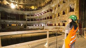 Opravy Státní opery vrcholí: Začíná kolaudace, slavnostně se otevře v lednu