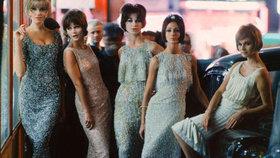 Retro fotografie módního domu Dior konečně opustily trezor! Pokochejte se luxusem