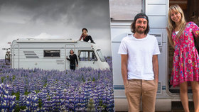 Deset let na cestách: Mladý pár projel karavanem skoro celou Evropu