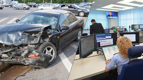 Nová auta si po nehodě sama zavolají pomoc. Příjezd záchranky má urychlit eCall