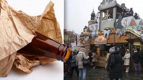 Pivo v sáčku nebo PET lahvi popíječe v centru nezachrání: Odhalí je speciální přístroj