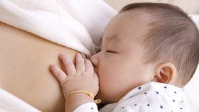 Šokující! Mateřské mléko obsahuje kanabinoidy, nejznámější složky konopí!
