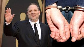 Policie chce vydat zatykač na Harveyho Weinsteina: Hollywoodský producent měl znásilnit desítky žen!