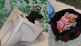Povedená matka (35) »zaměstnala« dvě nezletilé dcery: Prodávaly heroin, před policií ho spláchly