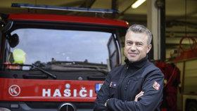 """Šéfa pražských hasičů chtějí uprostřed koronavirové krize odvolat! """"Chodily na mě anonymy,"""" popsal v rozhovoru pro Blesk"""