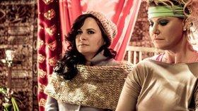 Jitka Čvančarová v hlavní roli kouzelného vánočního filmu. Uvěří na zázraky?