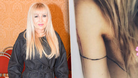 Kateřina Kaira Hrachovcová nechala rozkvést své bradavky! Kde bere tolik odvahy?