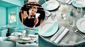 Snídaně u Tiffanyho za 638 korun: Slavné klenotnictví  otevřelo v New Yorku restauraci