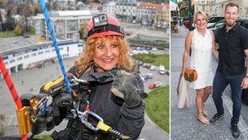 Odvážná Vendula Svobodová: S Pepou dělám i šílenější věci!