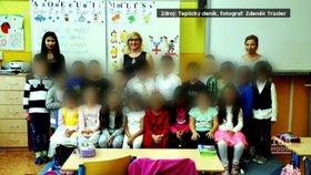 Nenávist pod fotkou školáků z Teplic znovu bude řešit soud. Zproštění neplatí