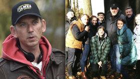 Režisér Labyrintu Strach vyhlásil drsné podmínky! Všichni dostali zákaz