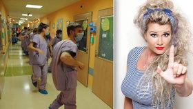 Lucie tančí pro děti s rakovinou: Opustila lukrativní práci a dělá, co ji baví