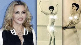 Like A Virgin! Skoro... Nahé fotky Madonny jdou do aukce
