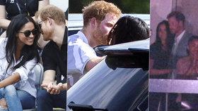 Princ Harry oznámil zásnuby i datum: Kdy bude svatba s Meghan Markle? William promluvil