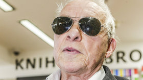 Jan Saudek (83) předsedou poroty Febiofestu: Nejraději mám pornografii! Bude veselo!