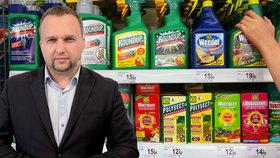 Jurečka chce sebrat zahrádkářům Roundup. Bude Česko přísnější než Brusel?
