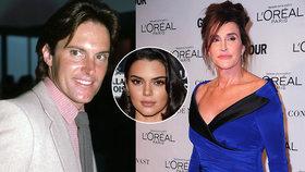 Nejbohatší kráska světa Kendall Jenner: Její táta je taky modelka!