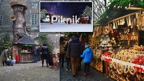 Kam vyrazit v předvánoční Praze bez peněz? Na mikulášský večírek nebo vánoční piknik