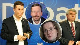 Experti: Okamura má své voliče za pitomce, KSČM se nedá věřit. A proč jde Zeman na sněm SPD?