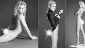 Výhrůžky sexbombě Perkausové za nahé fotky: Čeká tě Boží soud!