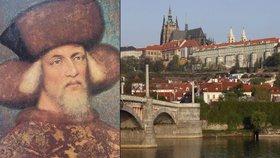 600 let od bizarní korunovace: Aby se povedla, nechal Zikmund Lucemburský roztavit zlato ze svatovítské katedrály