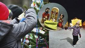 Kam v Praze bez peněz? Vyrazte si zabruslit nebo na výstavu betlémů a nalaďte se na vánoční notu