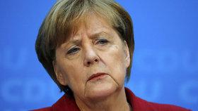 Obliba Merkelové strmě klesla. Každý druhý Němec si přeje její konec
