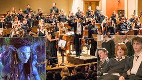 Milovníci fantasy, pozor! Filmharmonie zahraje filmové skladby v Rudolfinu