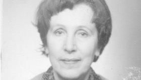 Libuše Nachtmannová: Maminka ji po návratu z koncentráku nepoznala