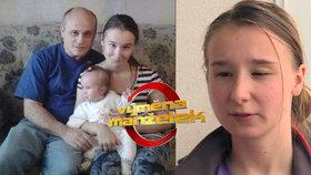 Zoufalí Iva (18) a Marian (46) z Výměny: Strach o dceru kvůli vývojové vadě