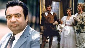 """Odhaleno po letech: Menšík odpískal roli v pohádce """"Co takhle svatba, princi?""""!"""