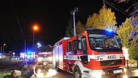 Tragický požár v Třebíči: Pro obyvatele bytu bylo již pozdě