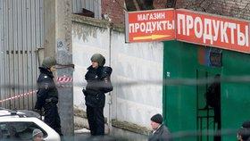 Střelba v továrně na sladkosti: Ex-majitel továrny zastřelil člena ostrahy, před policií prchá