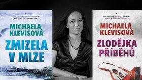 Vládnoucí královna české detektivky Michaela Klevisová věří, že psaní musí být jako dovolená
