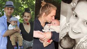 Narodili se v roce 2017: Podívejte se, která VIP miminka přišla na svět!