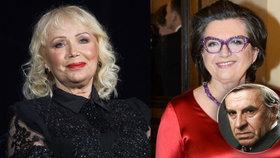 Slovenky přebíraly prestižní ocenění: Kronerová za sebe i za tatínka Jozefa, Gombitová vzpomínala na minulost