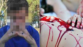 Ať s ním vaše dcery nikam nechodí samy! Před Lukášem (14), který málem zabil kamarádku, varovali ve škole