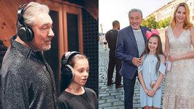 Dcera Karla Gotta Charlotte Ella: V utajení dělá kariéru!