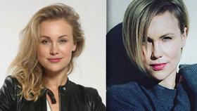 Kráska Svátková radikálně změnila vzhled: Teď se bojí o role!