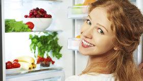 Potraviny, které nesmějí do ledničky, ale vy je tam přesto dáváte