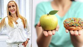 Zapomeňte na diety! Výživová poradkyně Radka prozradila, jak po Vánocích zhubnout jednou provždy