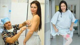 Vyhozená moderátorka zpráv si nechala zvětšit prsa! Pomůže jí to k návratu do televize?