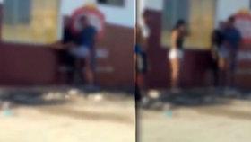 Chlípníci z Teplic: Žena v supermarketu orálně uspokojovala muže, oba skončili na policii