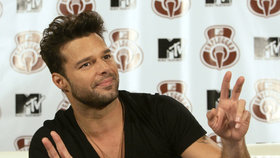 Livin' la Vida Loca! Ricky Martin zazpívá svůj hit i v Česku: Po Španělsku v září míří do Prahy