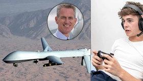 """""""Posuňte se o level výš."""" Letectvo shání piloty dronů mezi hráči na Xboxu"""