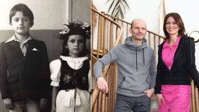 Sourozenci Gondíkovi na fotkách z mládí! Proč se 6 let nevídali?