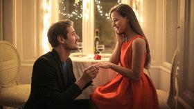 Věk v době svatby rozhoduje o tom, zda manželství vydrží!