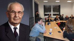 O strůjci normalizace: Přednáška s besedou na Střížkově prozradí, jaký byl Husák člověk